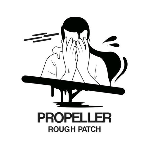 "Propeller - Rough Patch 7"" Vinyl"