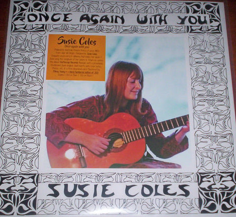 Susie Coles - Once again with you LP