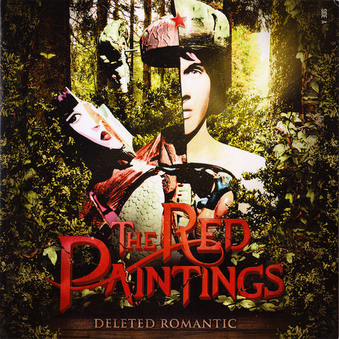 "The Red Paintings - Deleted Romantic 7"" Vinyl"
