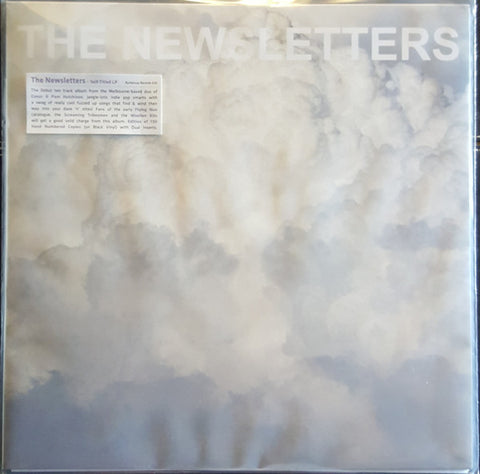 The Newsletters - Self Titled LP