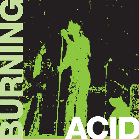 "Acid - Burning 7"" Vinyl"