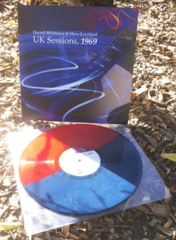 Dave Loveland & Darrell Whittaker - UK Sessions 1969 LP