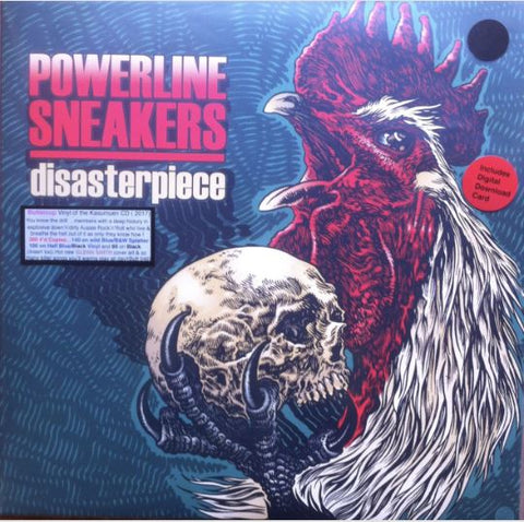 Powerline Sneakers - Disasterpiece LP