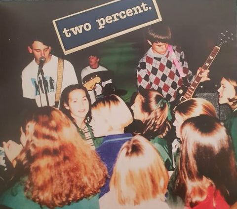 Two Percent - Miss Your Smile LP