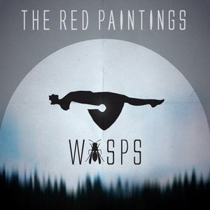 "The Red Paintings - Wasps 7"" Vinyl"