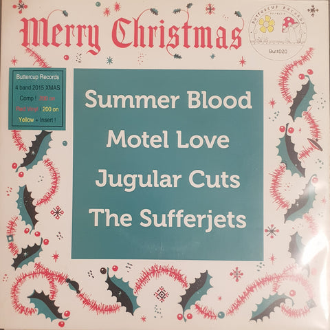 Buttercup Records Xmas Sampler