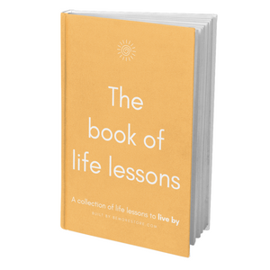 The Book of Life Lessons
