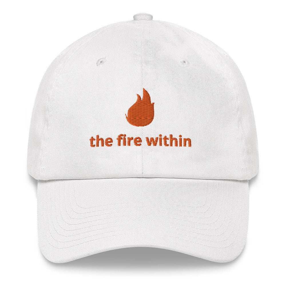 """The Fire Within"" Cap"