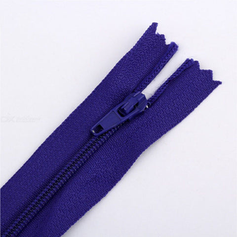 10PCS 20CM Nylon Zipper For Tailor Sewing Crafts Bags Clothes