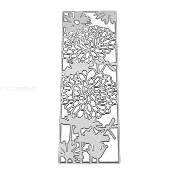 Carbon Steel Cutting Die Stencil Scrapbook Paper Card Embossing DIY Craft Decor for Envelope Invitation Card Album
