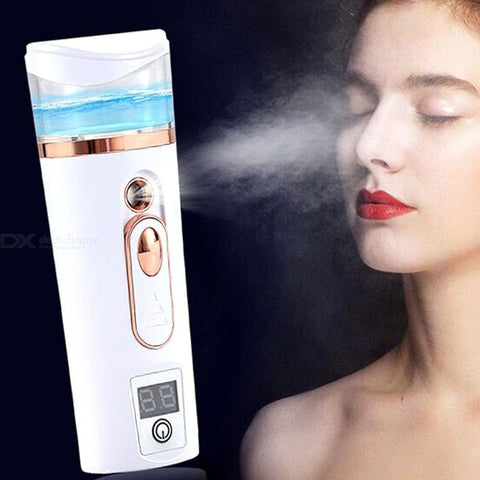 Portable Skin Test Nano Spray Water Meter Facial Care Tools