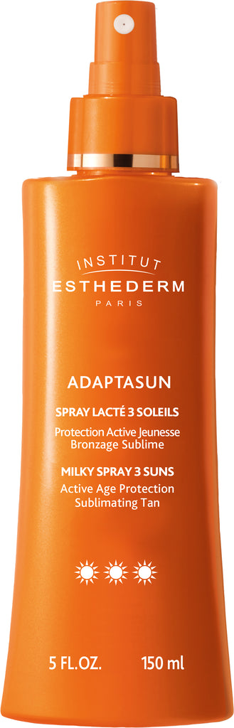 ADAPTASUN – SPRAY LACTÉ 3 SOLEILS 150 ML