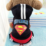 Cute Dog Four-legs Hoodies