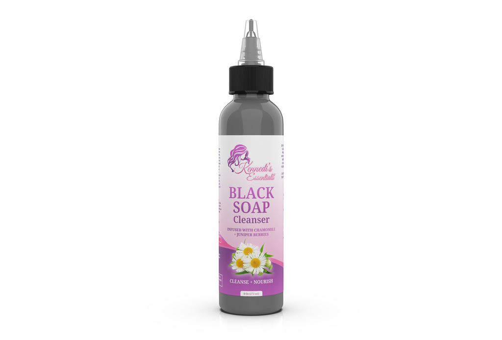 Black Soap Cleanser
