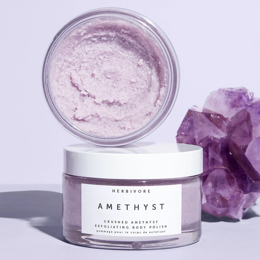 Amethyst Exfoliating Body Scrub
