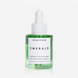 Emerald - Hemp Deep Moisture Glow Oil