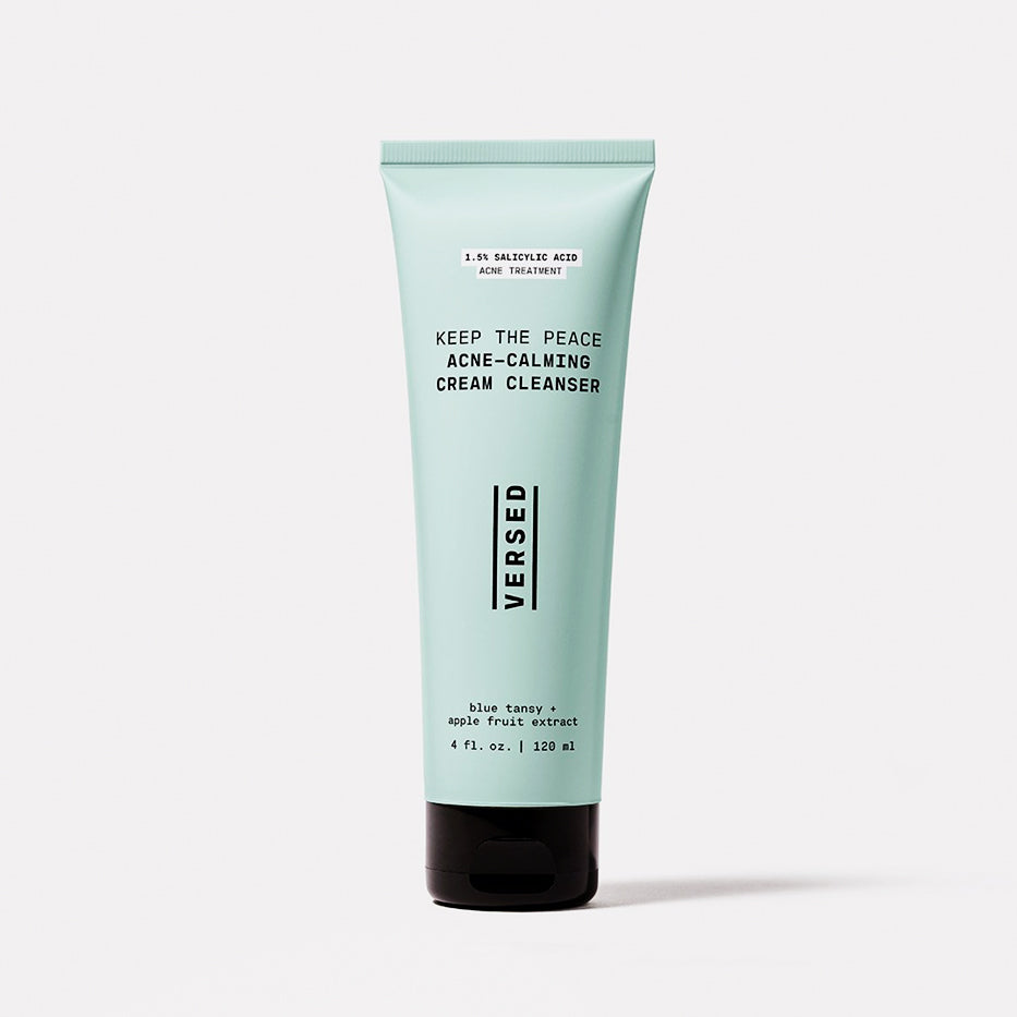 Acne Calming Cream cleanser