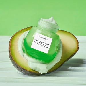 Avocado Melt Retinol Eye Sleeping Mask