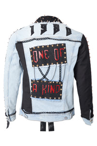 ONE OF A KIND Denim Jacket