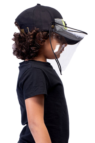 VIR Boys Cap & Mask Fashion Accessory #003