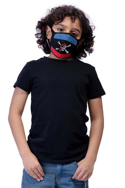 VIR Boys Cap & Mask Fashion Accessory #006