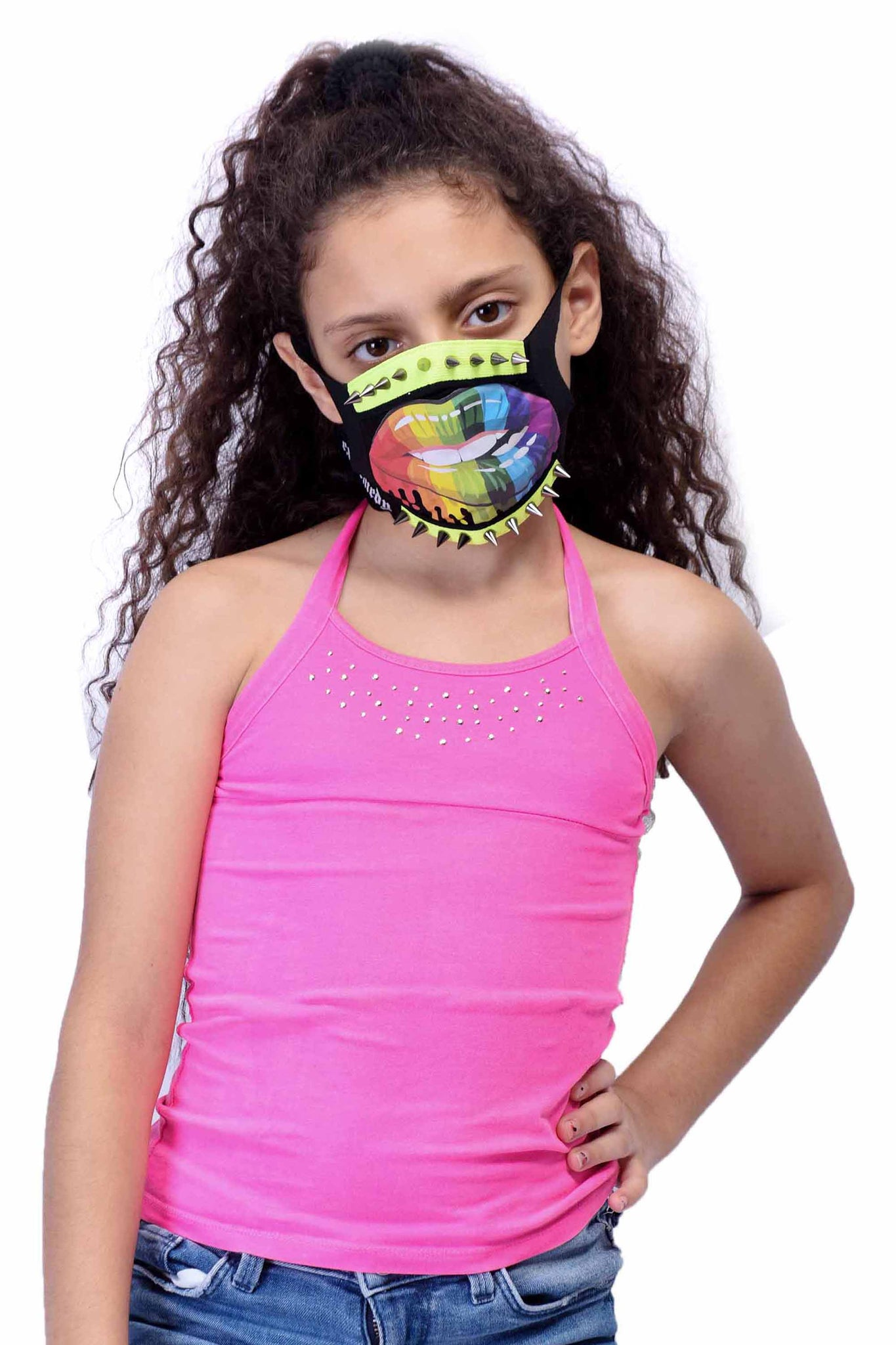 VIR Girls Mask Fashion Accessory #039