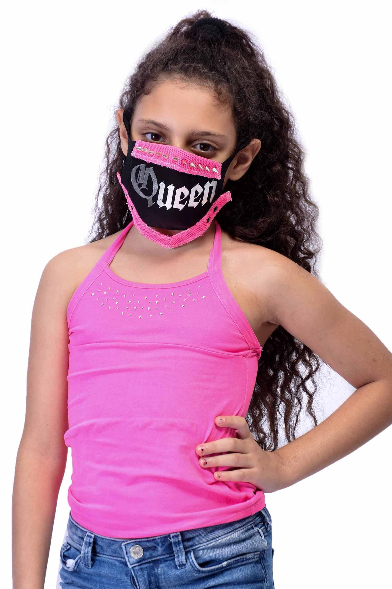VIR Girls Mask Fashion Accessory #048