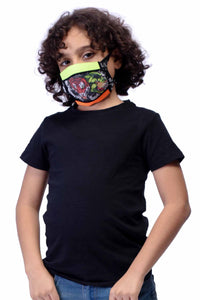 VIR Boys Mask Fashion Accessory #038