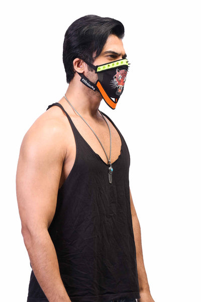 VIR Unisex Mask Fashion Accessory #046