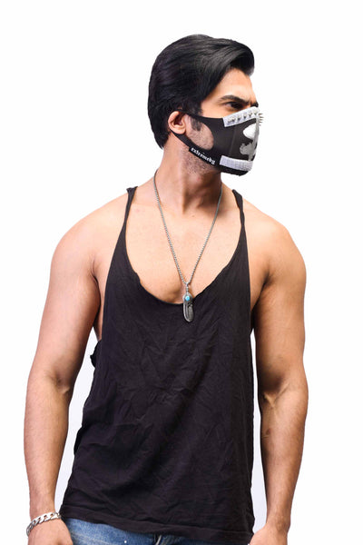 VIR Unisex Mask Fashion Accessory #042