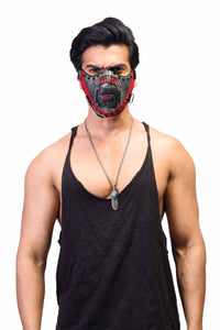 VIR Unisex Mask Fashion Accessory #056