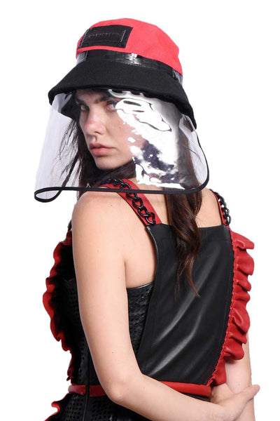 VIR Women Hat & Scarf Fashion Accessory #002