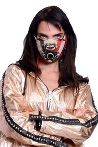 VIR Unisex Mask Fashion Accessory #069