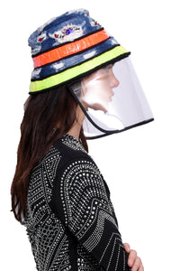 VIR Women Hat & Mask Fashion Accessory #029