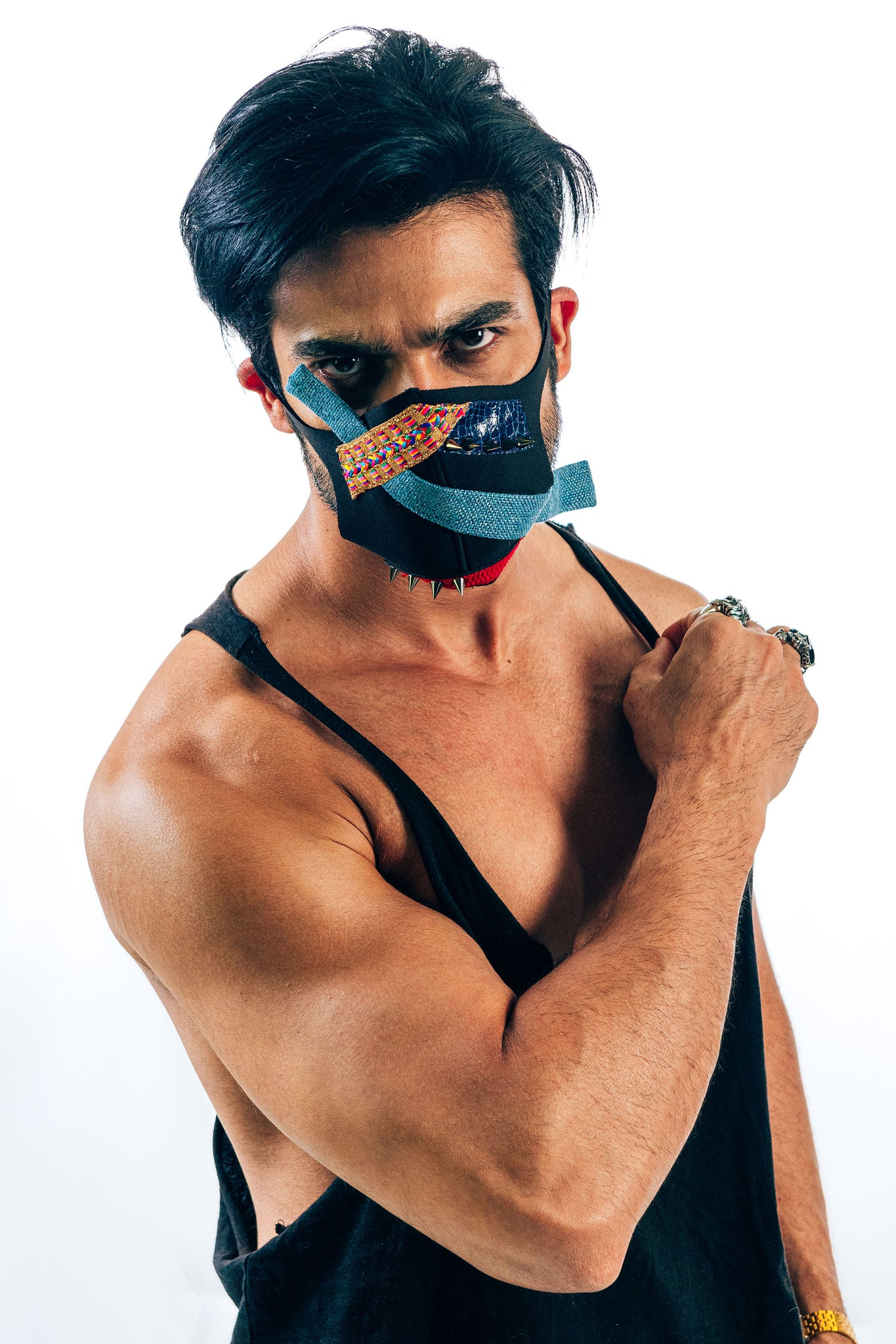 VIR Unisex Mask Fashion Accessory #033