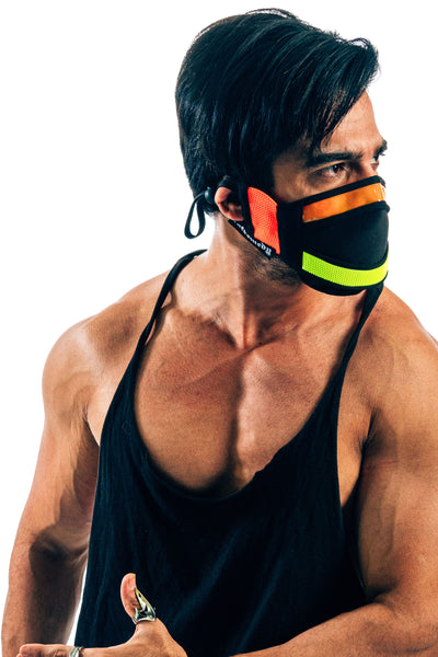 VIR Unisex Mask Fashion Accessory #007