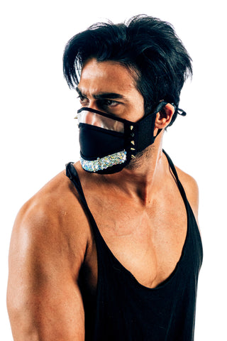 VIR Unisex Mask Fashion Accessory #008