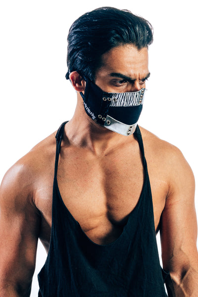 VIR Men Cap & Mask Fashion Accessory #020