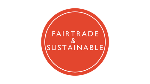 fairtrade and sustainably sourced. Embrace Body Skincare.
