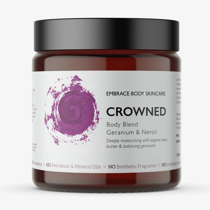 CROWNED Body Blend