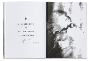 SPBH BOOK CLUB VOL VI by Melinda Gibson