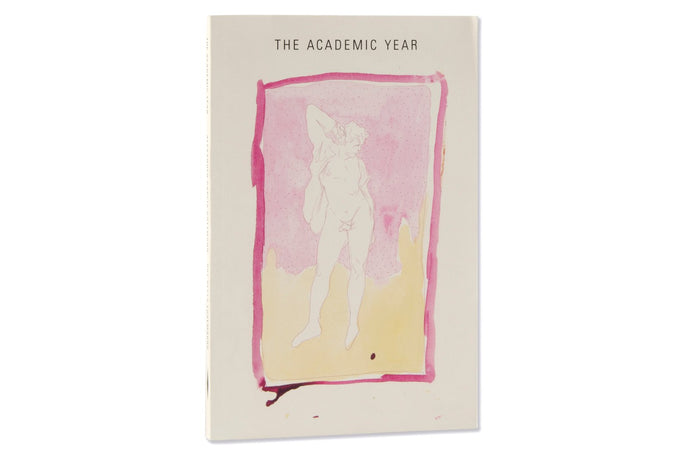 The Academic Year by Rut Blees Luxemburg & Alexander García Düttmann