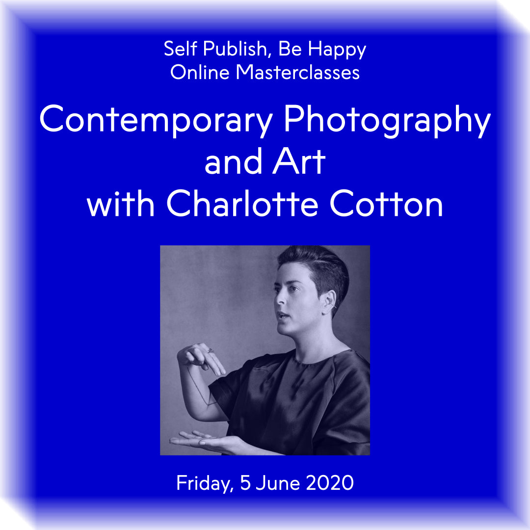 Contemporary Photography and Art with Charlotte Cotton