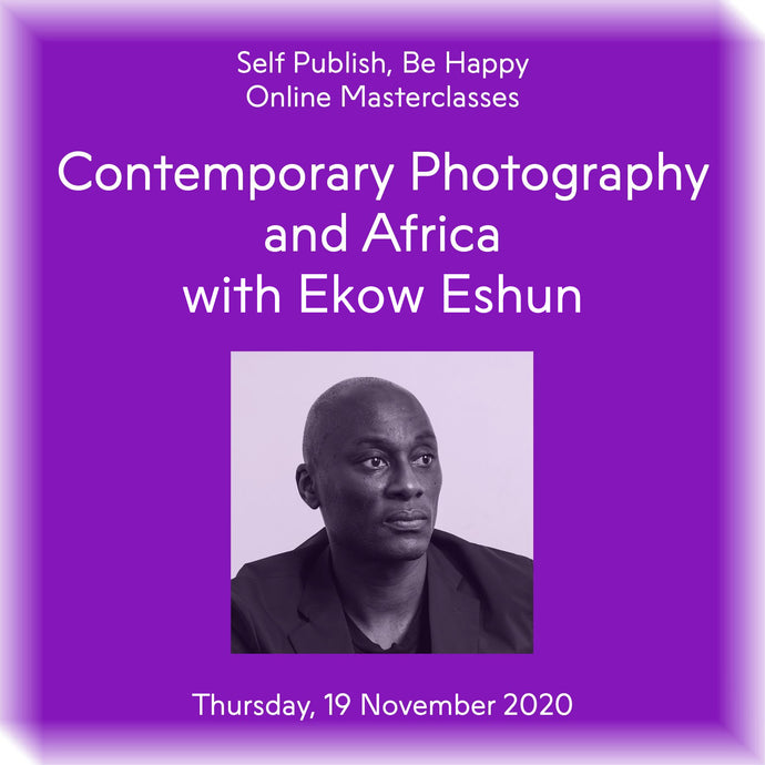 Contemporary Photography and Africa with Ekow Eshun