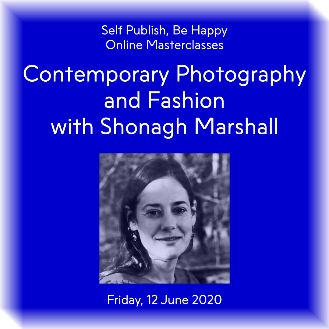 Contemporary Photography and Fashion with Shonagh Marshall