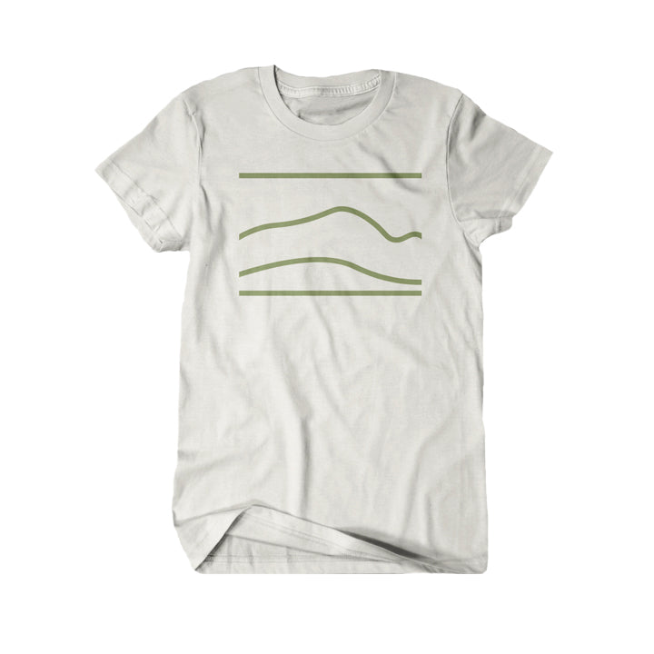 WHITE BELLA CANVAS UNISEX T