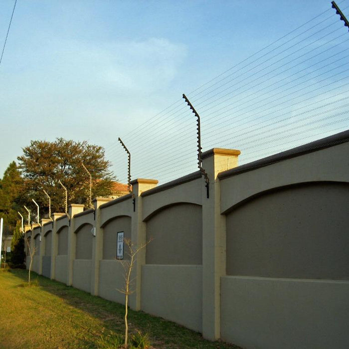 Electric Security Fence Delivers Peace of Mind