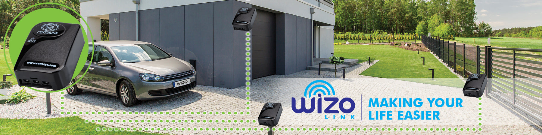 Centurion WiZo Link - Make Anything Wireless