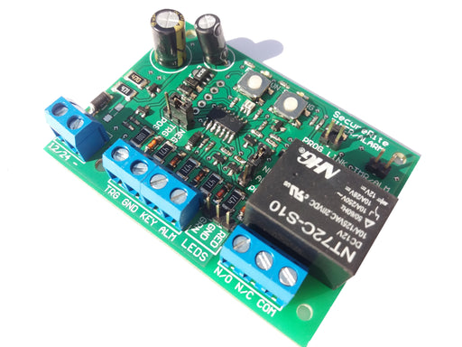 Securerite Timer Board