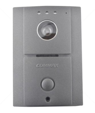 Commax 7 inch LED Touch Button Video Intercom Kit